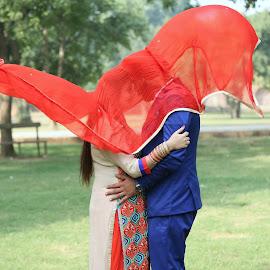 Gagan & Simran Pre Wedding  by Sarabjeet Singh alag - Wedding Other ( canon, sikh couple, 5d mark lll, wedding, pre wedding, canon india, couple, india, delhi )
