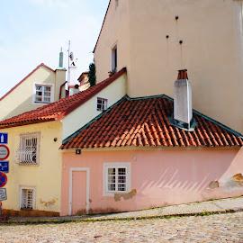 Street New World, Prague by Luboš Zámiš - City,  Street & Park  Historic Districts