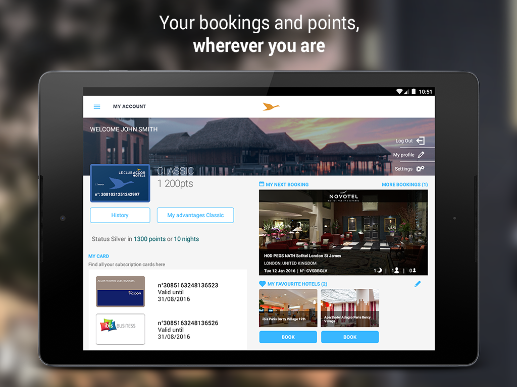 AccorHotels hotel booking Screenshot 11