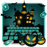 Halloween Night Keyboard 2017 Icon