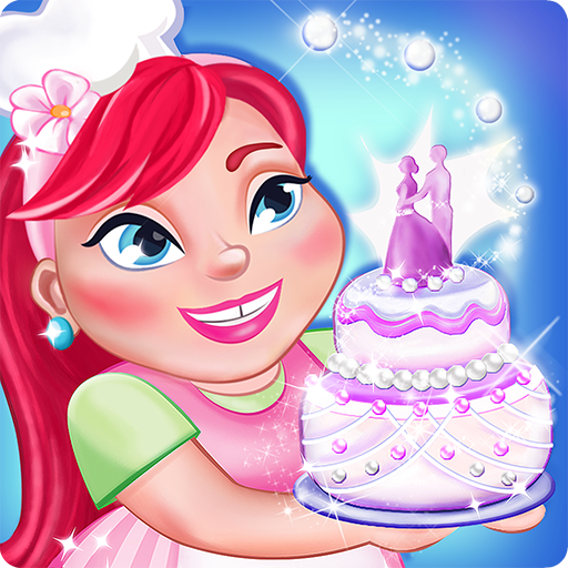 Wedding Cake Maker:Bakery Chef (game)