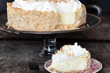 Coconut Cheesecake
