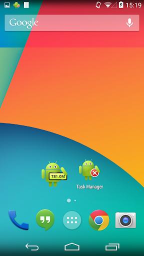 Task Manager (Task Killer) screenshot 5