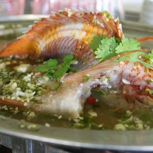 Seafood Tom Yam Soup @ Fish Farm Thai Restaurant - Malaysia Food ...