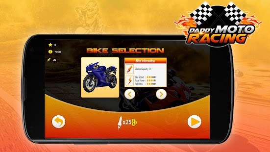 Moto Racing Combat - screenshot