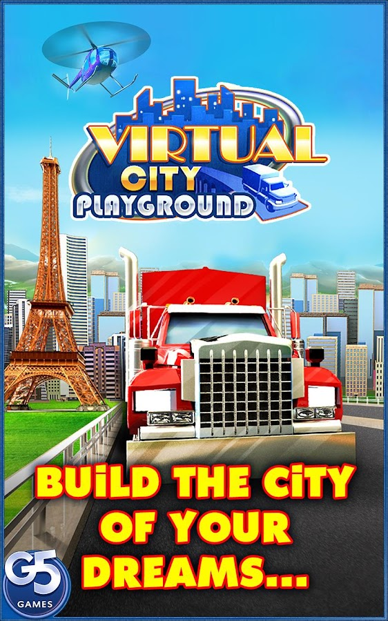 Virtual City Playground® Screenshot 0