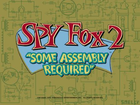 Spy Fox Some Assembly Required - screenshot