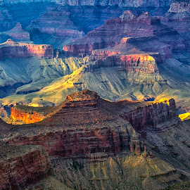 Grand Canyon by Stanley P. - Landscapes Mountains & Hills