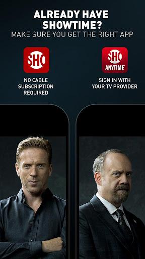 Showtime Anytime screenshot 5