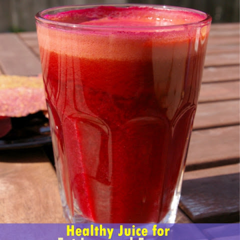 Healthy Juice for Fat Loss and Energy