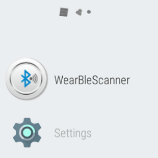 Free Ble scanner for wear