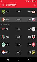 Screenshot of FC UTRECHT LIVE