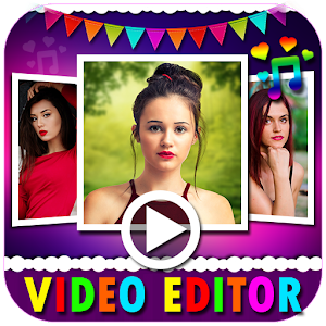 Photo Video Editor with Music - Photo Slideshow