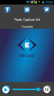 Rádio Capinzal AM - screenshot