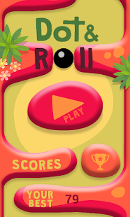 Dot & Roll - screenshot