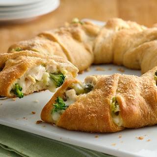 Chicken Broccoli Ring Recipes