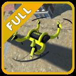Drone Lander Simulator 3D - Free Flight Game Icon