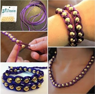 DIY Bracelet Tutorial - screenshot