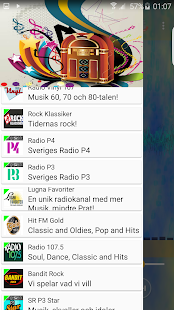 Radio Swe - screenshot