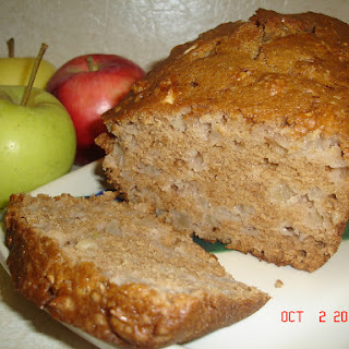 Apple Harvest Quick Bread