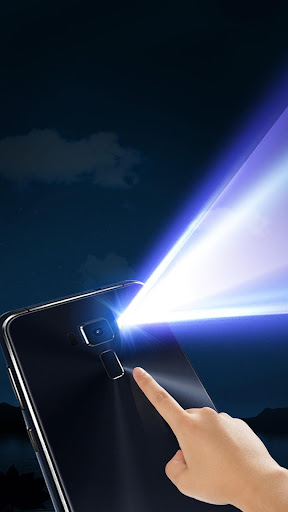 Flashlight for Samsung screenshot 1