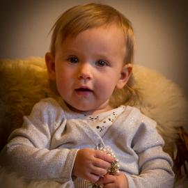 Miisa 1 by Sakari Partio - Babies & Children Child Portraits