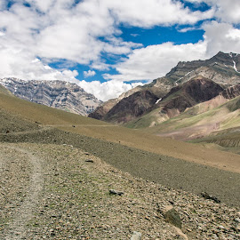 The Path less travelled by Tamal Das - Landscapes Travel ( mountain, nature, himalaya )