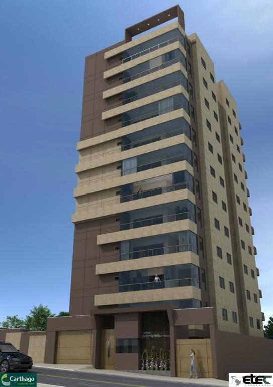 Apartamento com 3 dormitórios à venda, 128 m² por R$ 670.000,00 - Mercês - Uberaba/MG