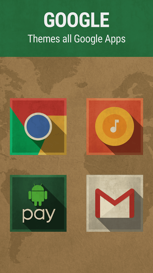 Axis Icon Pack Screenshot 1