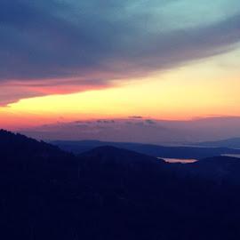 Sunset Hvar by Meri Belic - Instagram & Mobile iPhone