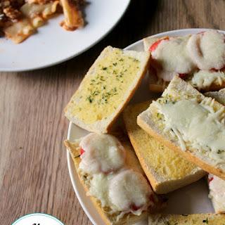 Homemade Garlic Bread Olive Oil Recipes