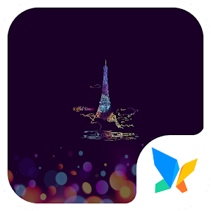 Download free Eiffel Tower 91 Launcher Theme for PC on Windows and Mac