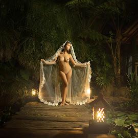by Ko Wen - Nudes & Boudoir Artistic Nude