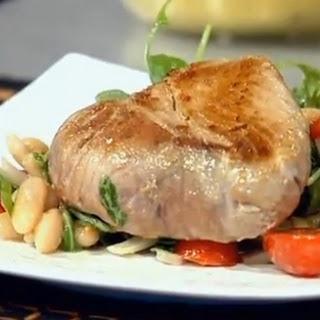 Tuna Steak Salad Recipes