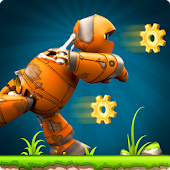 Game Maxim The Robot APK for Kindle