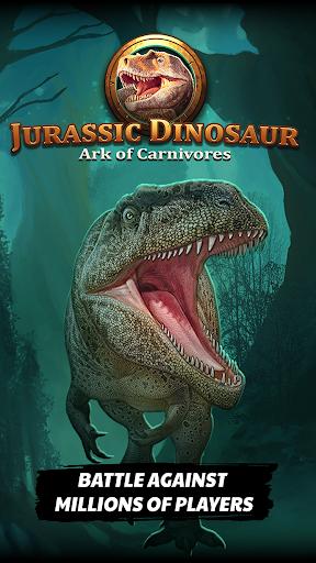 Jurassic Dinosaur: Ark of Carnivores -Dino TCG/CCG screenshot 1