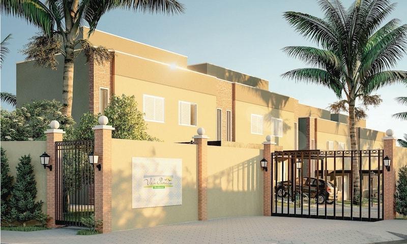 Bélissima Casa, com 2 dormitórios à venda, 76 m² por R$ 230.000 - Chácara Recreio Alvorada - Hortolândia/SP