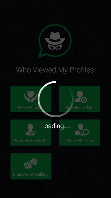 Profile Tracker For Whatsapp Screenshot 5