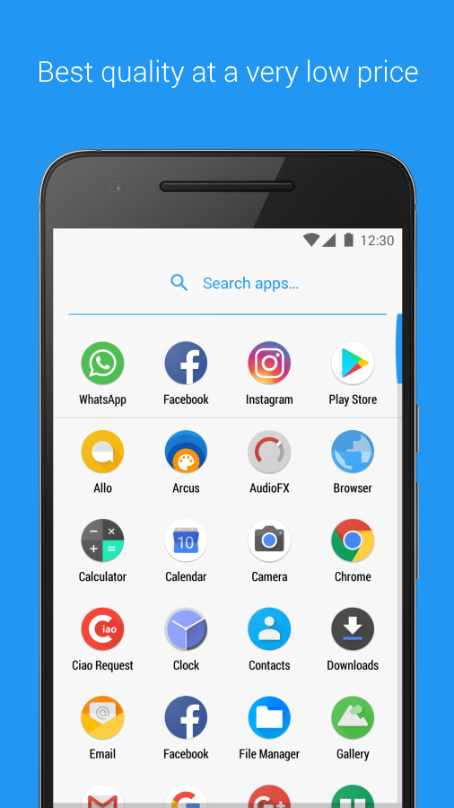 Pixel Icon Pack - Apex/Nova/Go Screenshot 1