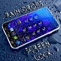 App Rain Drops Screen lock apk for kindle fire
