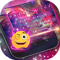 App Dreamer Galaxy Emoji Keyboard APK for Kindle