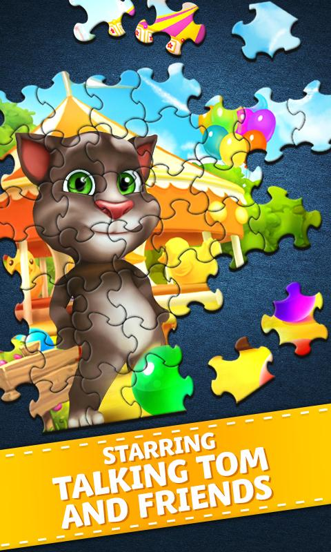 Jigty Jigsaw Puzzles Screenshot 1