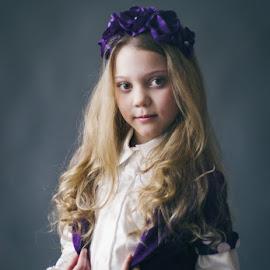 Liza by Valentyn Kolesnyk - Babies & Children Child Portraits