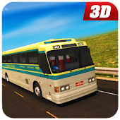 Metro City Modern Bus 3D : Transport Coach Driver