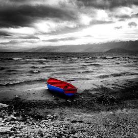 Oher Lake by Arber Shkurti - Novices Only Landscapes