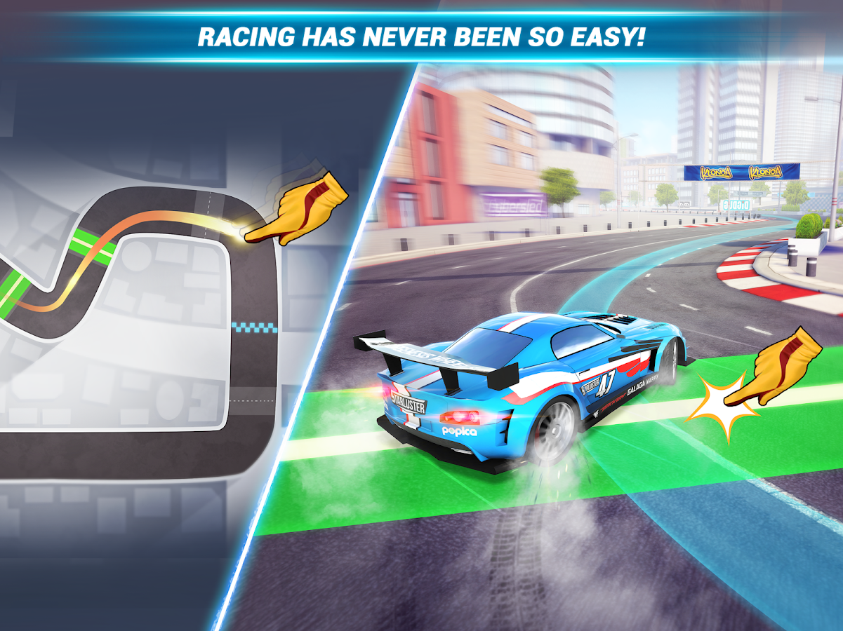 Ridge Racer Draw And Drift Screenshot 7