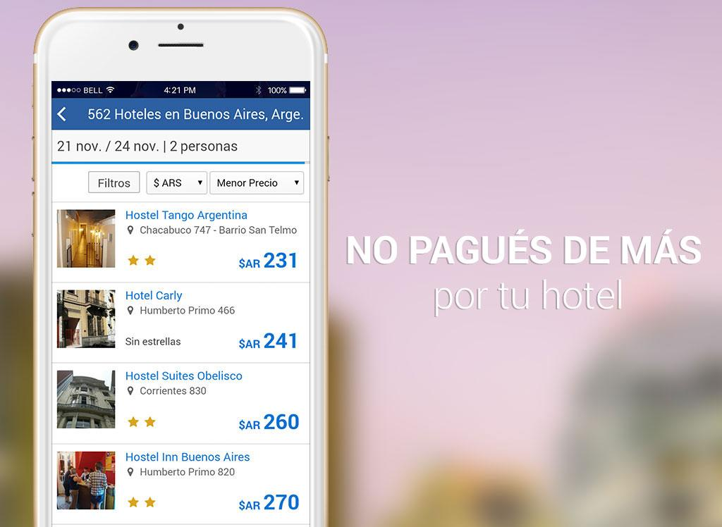 Turismocity Vuelos Baratos Screenshot 9