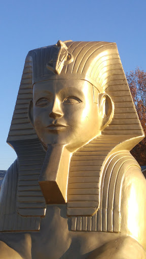 Golden Sphinx