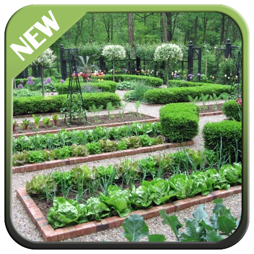 Vegetable Garden Ideas (app)