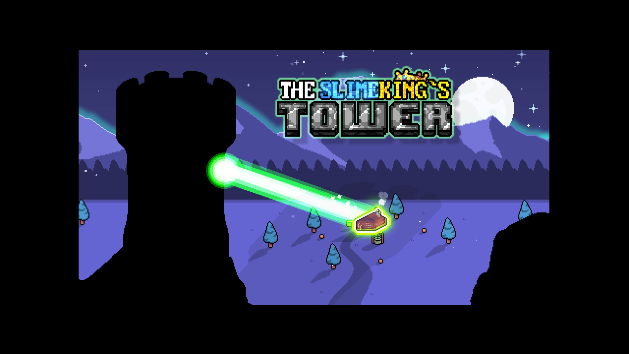 The Slimeking's Tower (No ads) Screenshot
